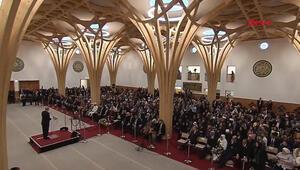 Açılışını Cumhurbaşkanı Erdoğan yaptı... Avrupada bir ilk oldu