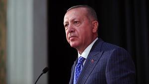Cumhurbaşkanı Erdoğan İngiltereden ayrıldı