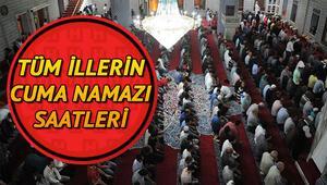 6 Aralık Türkiye geneli Cuma namazı vakitleri | Cuma namazı saat kaçta kılınacak