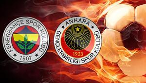 Fenerbahçe Gençlerbirliği maçı ne zaman saat kaçta canlı olarak yayınlanacak 91. randevu