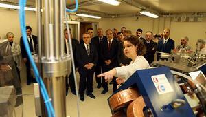 Uzay teknolojileri test merkezi açıldı