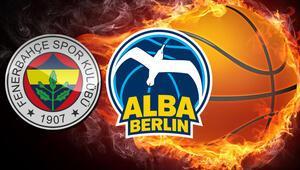 Fenerbahçe Beko Alba Berlin   Canlı