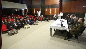 Yenişehirde Peygamberimiz ve aile başlıklı panel düzenlendi
