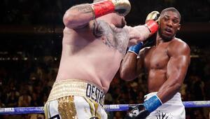 Tarihi dövüş öncesi Andy Ruizden Anthony Joshuayı kızdıracak sözler