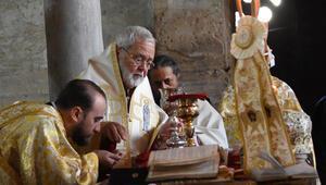 Noel Baba olarak tanınan Aziz Nikolaos, Demrede anıldı