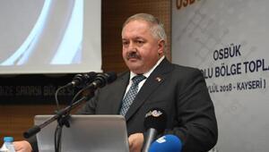 Nursaçan, 21 OSB'nin bölge koordinatörü oldu