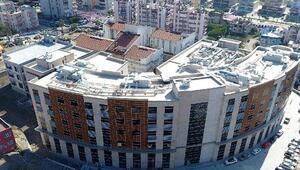 150 yataklı Anamur Devlet Hastanesi hizmete girdi