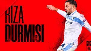 Nice, Laziodan Rıza Durmisiyi kiraladı