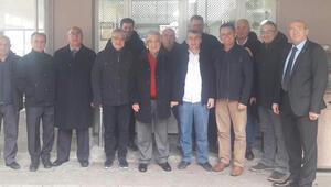 Levent Erdoğan yönetiminde destek toplantısı