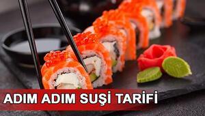 Suşi (sushi ) nasıl yapılır İşte suşi tarifi, yapımı ve malzeme listesi