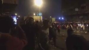 Irakta göstericilere ateş açıldı: Ölü ve yaralılar var