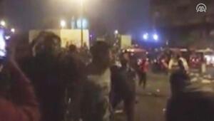 Son dakika haberi... Irakta göstericilere ateş açıldı: Çok sayıda ölü ve yaralı var