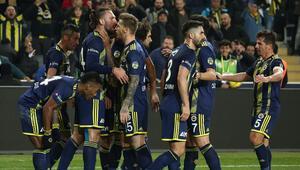 Fenerbahçe - Gençlerbirliği: 5-2 | Maçın özeti ve golleri