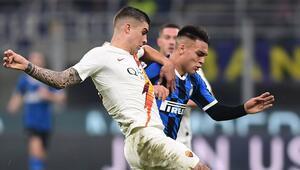 Inter ile Roma golsüz berabere kaldı