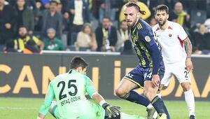 Vedat Muriqi 6 ayda 5 farklı şehirde ağları sarstı   Fenerbahçe Haberleri
