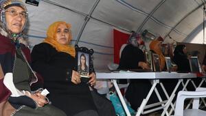 HDP önündeki eylemde 96ncı gün