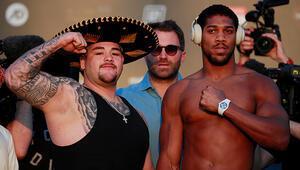 Anthony Joshua ve Andy Ruiz ne kadar para kazanacak Büyük çılgınlık...