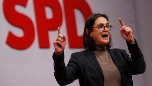 Alman partisinin tepesine Türk isim