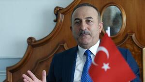 Dışişleri Bakanı Çavuşoğlundan Doğu Akdeniz açıklaması