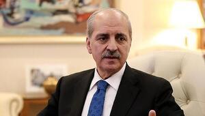 AK Parti Genel Başkanvekili Kurtulmuş: Türkiye ikinci Sykes-Picotu parçalamış, kenara atmıştır