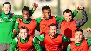 Bursaspor galibiyet serisini sürdürmek istiyor Rakip Giresunspor...