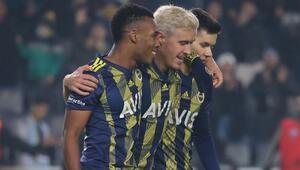 Fenerbahçe 2 maçta 9 golle güldü
