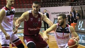 Gaziantep Basketbol evinde fire vermedi