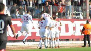 Hatayspor, Boluspor karşısında zorlanmadı 3-0...