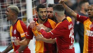 Galatasaray - Alanyaspor: 1-0