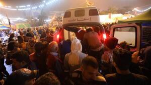 Bağdatta göstericilere açılan ateş sonucu ölenlerin sayısı 25e yükseldi