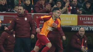 Galatasaray Falcaodan umudu kesmedi