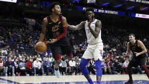 NBAde Furkanın ekibi 76ers, Cedinin takımı Cavaliersı mağlup etti