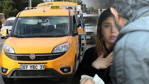 Polis kilometrelerce taksiyi kovaladı 3 kişi gözaltında...