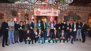 Ege Masterlar Federasyonundan 5. yıl kutlaması