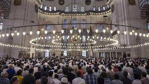 Rüyada namaz kılmak ne anlama geliyor Rüyada camide namaz kıldığını görmenin anlamı