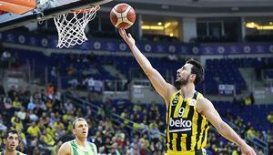 Fenerbahçeden Ormanspora 33 sayı fark