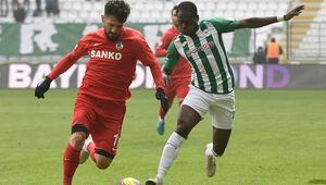 Konyaspor 0-0 Gaziantep