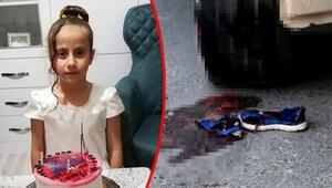Minik Aylinden acı haber Kızının ayakkabılarını gören anne sinir kriz geçirdi