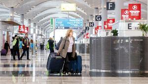11 ayda 96 milyon yolcu uçtu