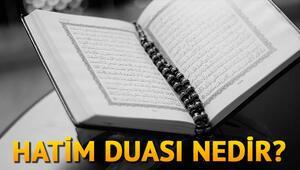 Hatim duası nasıl yapılır Diyanet Hatim duası Türkçe ve Arapça okunuşu