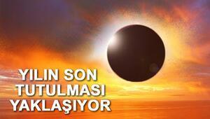 Güneş tutulması ne zaman yaşanacak Güneş tutulması nedir
