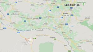 Iğdır'ı sınırında gösteren Ermenistan televizyonuna tepki