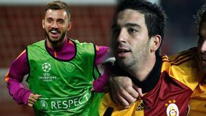Arda Turan ve Emre Çolak Galatasaraya dönmek istiyor