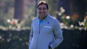 Ünal Karamanlı Trabzsonsporda yüzler gülüyor