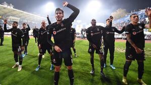 Beşiktaş, Avrupanın en hızlı yükselen takımı oldu