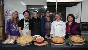Kadın Dernekleri Bursa'nın yerel lezzetlerini öğreniyor