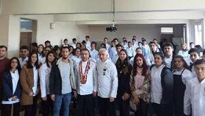 Geleceğin aşçıları İstanbul'a hazırlanıyor