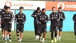 Beşiktaş, Wolverhampton hazırlıklarına 4 eksikle başladı