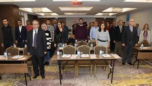 ERÜ'de 5. Üroonkoloji Konsey Toplantısı gerçekleştirildi