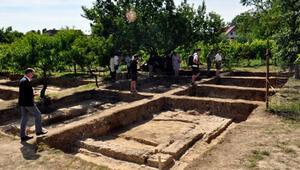 Kanuni Sultan Süleymanın Macaristanda bulunan türbe alanındaki kazı çalışmaları tamamlandı
